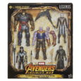 Hasbro Pulse has recently announced that the Marvel Legends Series 6-inch-scale The Children of Thanos Figure 5-Pack, inspired by Avengers: Infinity Wars, is now available for pre-order exclusively on Amazon.