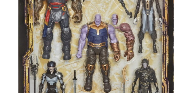 Hasbro Pulse has recently announced that the Marvel Legends Series 6-inch-scale The Children of Thanos Figure 5-Pack, inspired by Avengers: Infinity Wars, is now available for pre-order exclusively on Amazon. […]