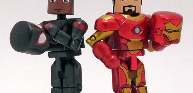 Walgreens stores have long been the home for exclusive Marvel Minimates based on Marvel's many animated television shows. Now, two new adversarial two-packs have hit the shelves, comprising Series 12 […]