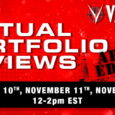 Round Three of the Virtual Portfolio Review program is on the way!