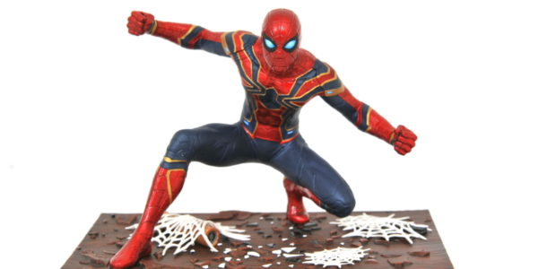 Fan response to the Marvel Gallery line of PVC Dioramas has been phenomenal, with customers loving the combination of detailed sculpting and paint with an affordable price. Now, Diamond Select […]