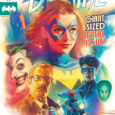 Batgirl #50 from DC Comics gives us more pages, and more thought. It's a thoughtful Barbara this time, in this last and final issue of the 2016 Batgirl title.