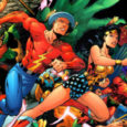 Learn all about the first super-team ever in comics!