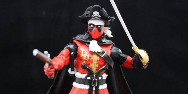 Ahoy mateys! Let me tell ye a tale about Deadpool th' Pirate! So sit down wit' a chimichanga 'n relax!