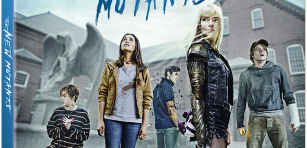 """Add to Your X-Men Collection: Available on Digital, 4K Ultra HD™, Blu-ray™ and DVD """"THE NEW MUTANTS"""" In this action-filled film, five young people who demonstrate special powers are forced […]"""