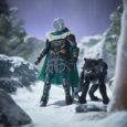 First revealed at PulseCon, the Dungeons & Dragons Forgotten Realms Drizzt & Guenhwyvar six-inch figures are the first six-inch scale Dungeons & Dragons action figures ever offered by Hasbro.