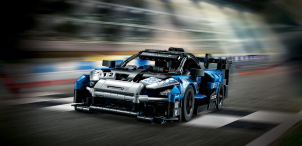 AN ICON REBORN: THE NEW LEGO® TECHNIC™ McLAREN SENNA GTR IS UNBOXED Today, an exciting new addition sped onto the track and supercar scene. Extreme to the core like its […]