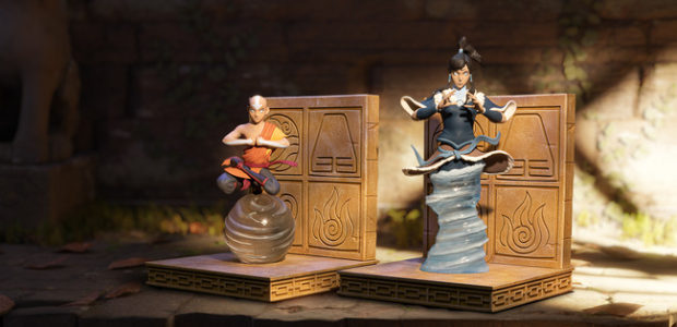 Dark Horse Direct to release Aang and Korra Bookends Dark Horse Direct presents two new products, The Legend of Korra and Avatar: The Last Airbender Bookends arriving Spring 2021. Riding his […]