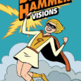 A New Look at the Black Hammer Universe Starting with Patton Oswalt's Take on Golden Gail
