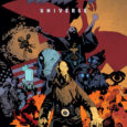 Featuring An All New Cover by Mike Mignola and Dave Stewart
