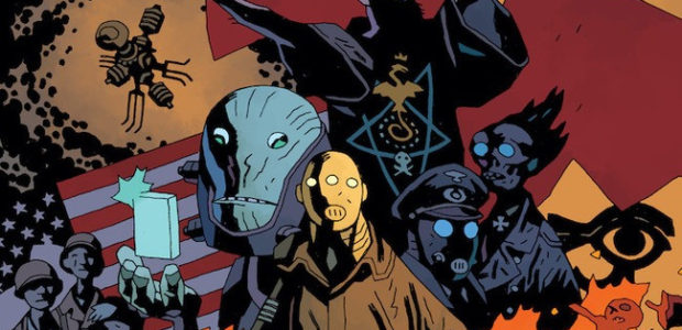 Featuring An All New Cover by Mike Mignola and Dave Stewart Fans of the Hellboy universe know that Rasputin is the man responsible for bringing Hellboy to Earth, but when […]