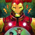 Get ready for chillin' superhero action in Marvel Action Chillers #1 from IDW!