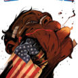 Image Comics releases a comic about fighters who are taking death matches over politics-related causes in the U.S in On The Stump the graphic novel.