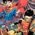New 'Super Sons' Comic Book Series Starring Superboy and Robin by Peter J. Tomasi and Max Raynor Launches December 14!