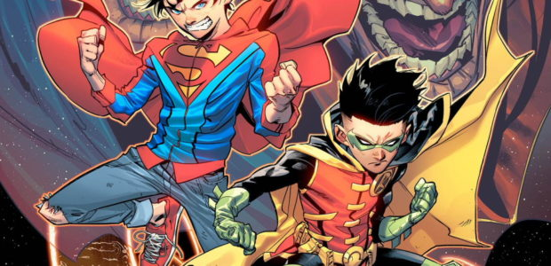 New 'Super Sons' Comic Book Series Starring Superboy and Robin by Peter J. Tomasi and Max Raynor Launches December 14! This December, the Super Sons return! Jonathan Kent and Damian […]