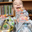 Spin Master sent us a bunch of the new Bakugan, Geogan. Sean is here to tell us all about them!