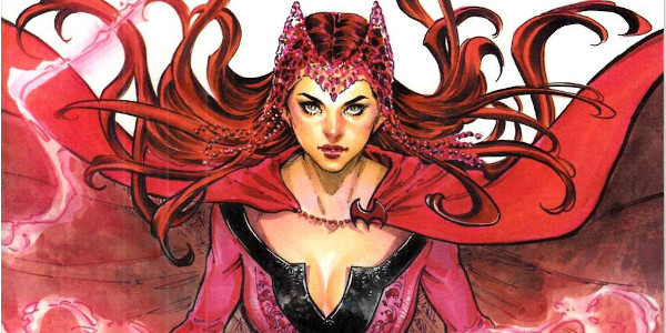 Learn all about the Avengers' resident magic-user, the Scarlet Witch!