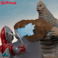 Hailing all the way from Nebula M78, Ultraman and his formidable foe Red King join the 5 Points lineup!