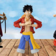 We speak to Cisco Maldonado, Senior Director – Brand Strategy, Bandai America about the new One Piece Anime Heroes action figures