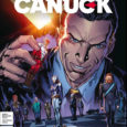 Chapterhouse embarks on a new season of Captain Canuck, with Season 5, Issue 1.
