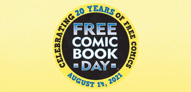 Diamond Comic Distributors is pleased to announce that Free Comic Book Day (FCBD), one of the comic book industry's most beloved and anticipated celebrations, will once again be a single-day […]