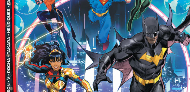 Discover the Destiny of the DC Universe! The Multiverse Has Been Saved! Welcome to DC Future State, a two-month extravaganza that reveals what lies in store for the World's Greatest […]