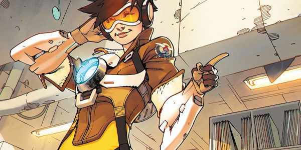 In a new five-issue miniseries based on the Overwatch game, Dark Horse is releasing a print version of Overwatch: Tracer-London Calling. Issue one shows us Tracer, a young soldier, five […]