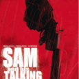 It's a talking gun, okay? And it has a lot to say in Scout Comics' Sam And His Talking Gun #1.