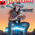Jinny Hex stars in her own book this month, with DC Jinny Hex Special #1.