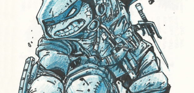 The 64-Page Special Features Never-Before-Seen Character Designs, Long-Lost Story Notes, and More Secrets from Eastman & Laird's TMNT Milestone The debut issue of the epicTMNTminiseries,The Last Ronin, has taken comic […]
