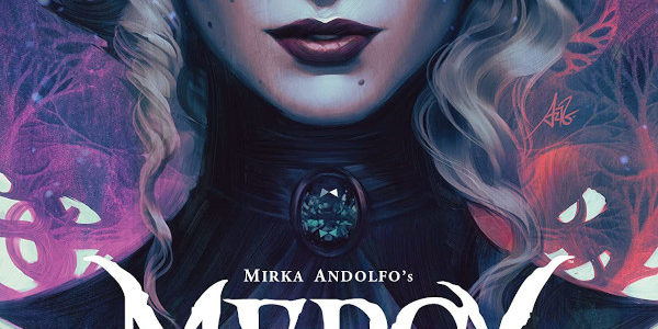 Mercy, the six-issue miniseries from Image Comics, is now collected in a single horrifying volume. Writer and illustrator Mirka Andolfo, working with colour assistants Gianluca Papi, Francesca Carotenuto, and Chiara […]