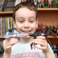 Third times the charm, when Sean checks out some new toys from PlayMonster's Snap Ships!