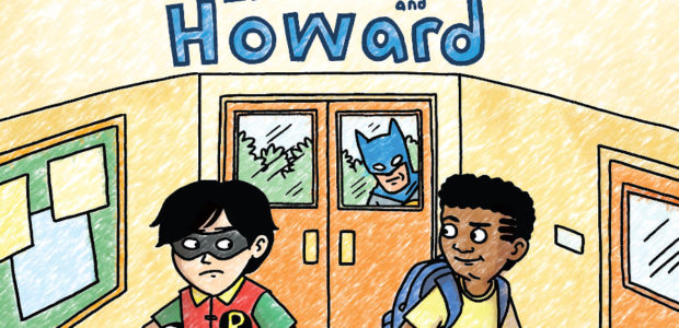New Original Middle Grade Graphic Novel From Jedi Academy Series Author and Illustrator Jeffrey Brown Hits stores November 9, 2021 Always a sidekick, never the leading hero, Damian Wayne gets […]
