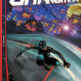 Catwoman catches a bullet train in DC Future State Catwoman #1.