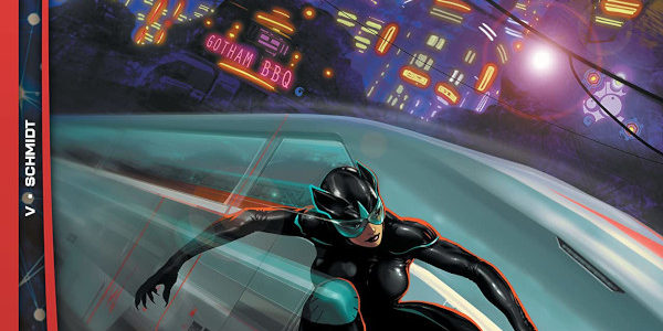 Catwoman catches a bullet train in DC Future State Catwoman #1. It's dark, it's always dark in Gotham these days. The constant surveillance, the rain, the social pressures, the orderly […]