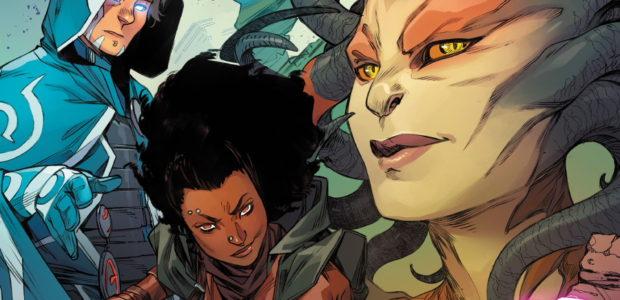 Discover the Planeswalkers Like You've Never Seen Them Before in All New 'Magic' Comic Book Series BOOM! Studios announced today a new partnership, under license by Hasbro, Inc. (NASDAQ: HAS), […]