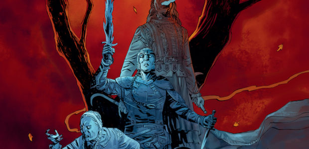 The World of BALTIMORE and JOE GOLEM expands with Three Thrilling New Titles in 2021 The legendary creator of HELLBOY, Mike Mignola, is reuniting with NEW YORK TIMES bestselling novelist […]