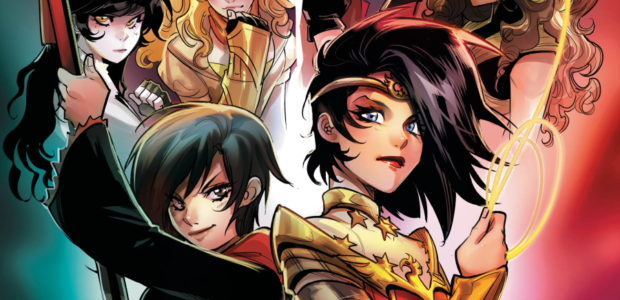 Digital Series Launches March 9, 2021 Print Issue #1 On Sale April 27, 2021 Following the fun and excitement of comic book limited series like gen:LOCK and the first RWBY, […]