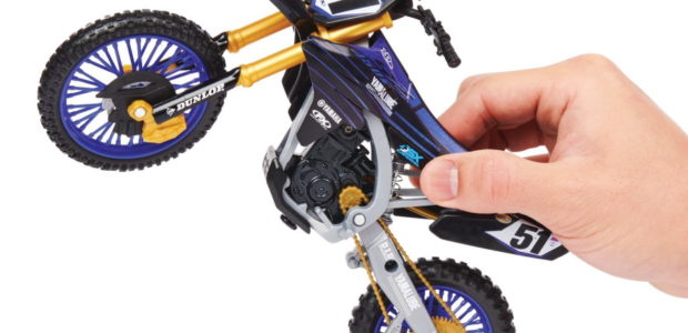 Spin Master Corp. (TSX: TOY)  (www.spinmaster.com), a leading global children's entertainment company, reveals a new line of Supercross™ toys commencing a multi-year licensing agreement with Feld Entertainment, Inc. (www.feldentertainment.com) as the new […]
