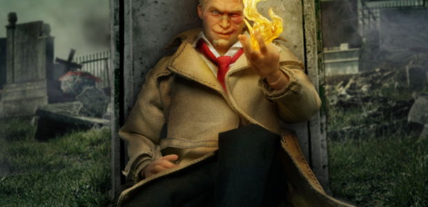 Cynic, con man, and sorcerer, John Constantine joins the One:12 Collective! The One:12 Collective Constantine is dressed in his signature untidy button-down work shirt with a loosened necktie, slacks, Chelsea […]