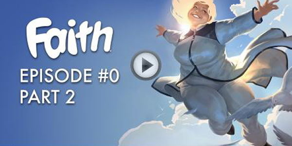 EPISODE TWO OF THE FAITH MOTION COMIC IS OUT NOW; BLOODSHOT MOTION COMIC BEGINS NEXT WEEK Valiant Entertainment is happy to announce that the second episode of the FAITH MOTION […]
