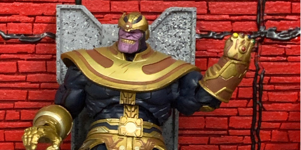 """""""Dread it. Run from it. Destiny still arrives, or should I say, I have."""" Back Story: Thanos was born on Saturn's moon Titan to Eternals A'lars and Sui-San. Bearing a […]"""