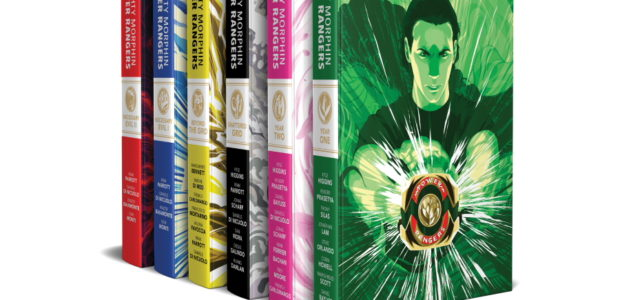 Exclusive New High End Hardcovers Now Available With Signatures, Exclusive Artwork & More BOOM! Studios, under license by Hasbro, Inc. (NASDAQ: HAS), today announced that, following the exciting new relaunch […]