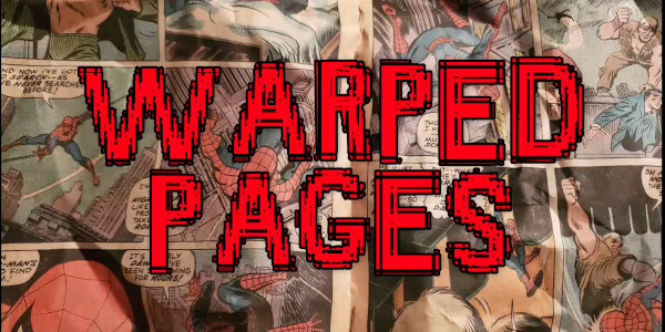 Welcome to Warped Pages, where I take a look at pop culture. This episode we talk about the upcoming Marvel Cinematic Movie slate Click on the pic to watch the […]
