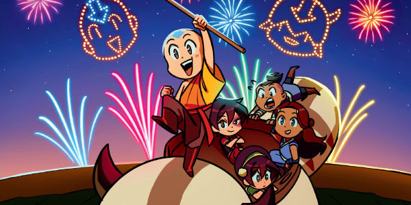 Adorable New 'Avatar The Last Airbender' Arrives in All-New All-Ages Line Dark Horse Books and Nickelodeon are pleased to reveal a new line of books for the smallest fans of […]