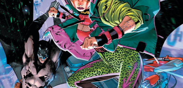 Plus Legend of the Ghost-Maker Continues! On Sale May 4, 2021 The Batman team of writer James Tynion IV and Jorge Jimenez blew the roof off of Gotham City in […]