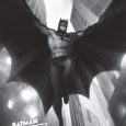 Batman Black and White #3 has plenty of high contrast drama. It's neither here nor there.