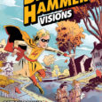 Again with the Black Hammer spinoffs, and this one is wonderful: Dark Horse's Black Hammer Visions.
