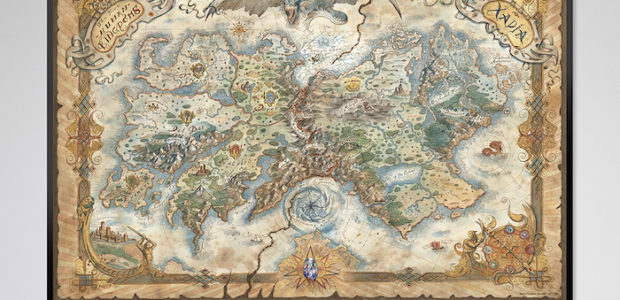 From the Netflix Emmy® Award-winning animated series The Dragon Prince, Dark Horse Direct and Wonderstorm proudly present The Dragon Prince: Map of Xadia: a limited-edition fine art lithograph print arriving […]