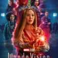 "An all-new, mid-season trailer & key art are now available for Marvel Studios' ""WandaVision""—Episodes 1-4 are streaming exclusively on Disney+. Don't miss Episode 5 when it debuts this Friday"